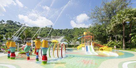 Poolområde på Katathani Phuket Beach Resort & Spa, Phuket.