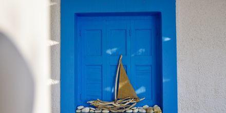 Hotell Katerina i Pythagorion på Samos, Grekland.