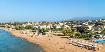 Stranden i Kato Stalos.