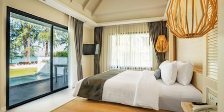 Seafront Villa på Khaolak Emerald Beach Resort i Khao Lak.
