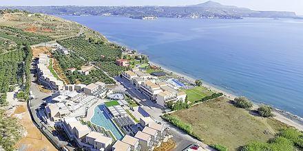 Hotell Kiani Beach Resort på Kreta, Grekland.