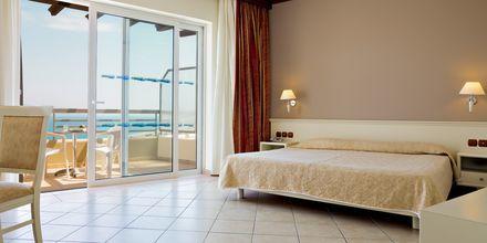 Familjerum på hotell Kipriotis Aqualand på Kos.
