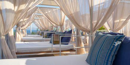 Hotell Kipriotis Aqualand på Kos, Grekland.