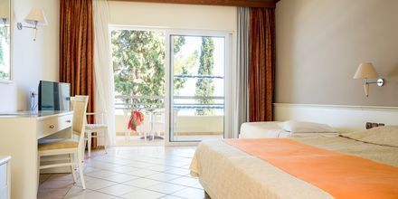 Dubbelrum på hotell Kipriotis Aqualand på Kos, Grekland.