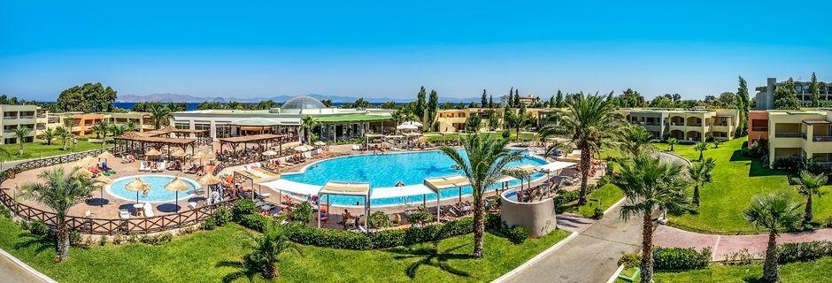 Hotell Kipriotis Maris på Kos, Grekland.