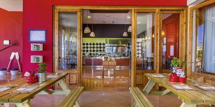 Restaurang Souvlaki & More på Kipriotis Panorama & Suites på Kos, Grekland.
