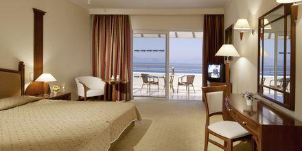 Dubbelrum på Kipriotis Panorama & Suites på Kos, Grekland.