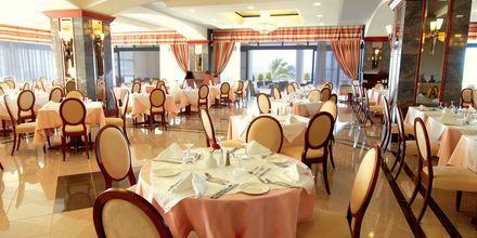 Bufférestaurangen på Kipriotis Panorama & Suites på Kos, Grekland.