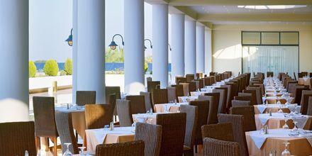 Restaurang på Kipriotis Panorama & Suites på Kos, Grekland.