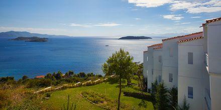 Hotell Kivo Art & Gourmet i Vasilias på Skiathos, Grekland.