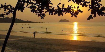 Koh Chang i Thailand.