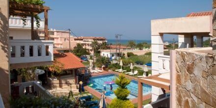 Hotell Kokalas Resort i Georgiopolis på Kreta, Grekland.