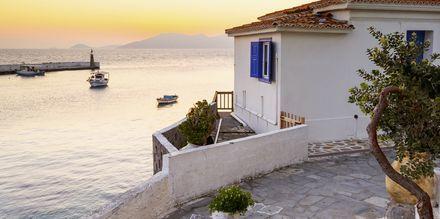 Kokkari på Samos i Grekland.