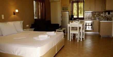 Enrumslägenhet på Kolokotronis Hotel & Spa i Stoupa, Grekland.