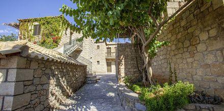 Kolokotronis Hotel & Spa i Stoupa, Grekland.