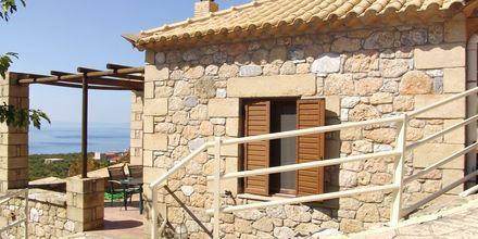 Tvårumslägenhet på Kolokotronis Hotel & Spa i Stoupa, Grekland.