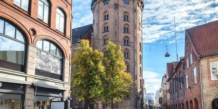 Rundetårn, en av Köpenhamns mest kända sevärdheter.
