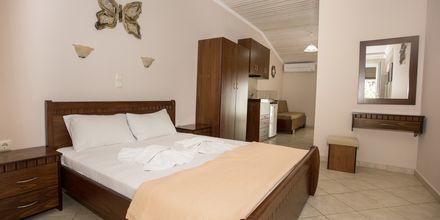 Enrumslägenhet på hotell Korali House i Vrachos, Grekland