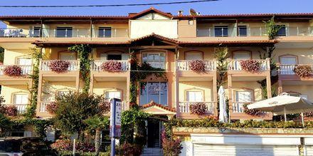 Hotell Korali House i Vrachos, Grekland.