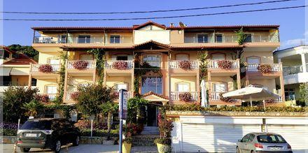 Hotell Korali House i Vrachos, Grekland
