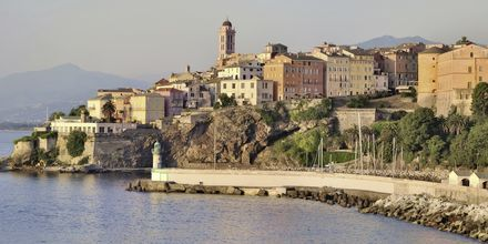 Bastia på Korsika.