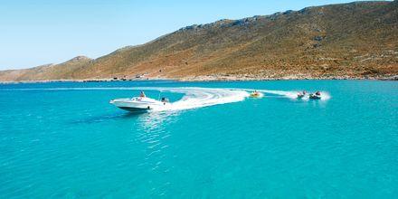 Vattensport på Kos i Grekland.