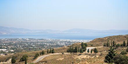 Vacker utsikt över Kos, Grekland.