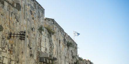 I Kos stad finns det gott om antika sevärdheter att upptäcka.