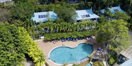 Poolen på Krabi Tipa Resort i Ao Nang på Krabi, Thailand.