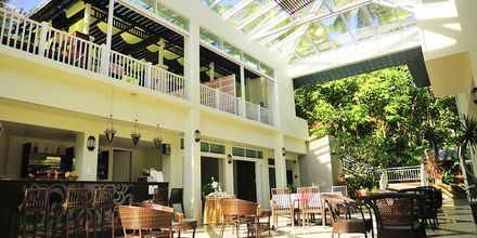 Lobbyn på Krabi Tipa Resort i Ao Nang på Krabi, Thailand.