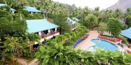 Pool på Krabi Tipa Resort i Ao Nang i Thailand.