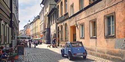Kazimierz, de judiska kvarteren i Krakow.