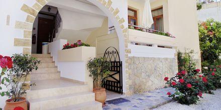 Hotell Kydonia på Kreta, Grekland.