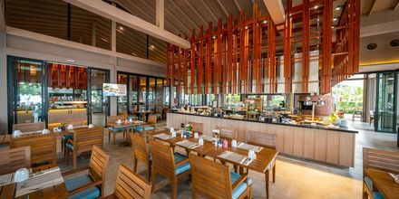 Restaurang Sire på La Flora Khao Lak i Khao Lak, Thailand.