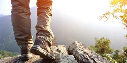 På La Gomera finns flera bra vandringsleder, för både nybörjare och mer vana vandrare.