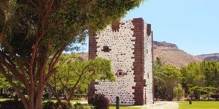 Fortet Torres de Conde är en av La Gomeras mest kända byggnader och sevärdheter.