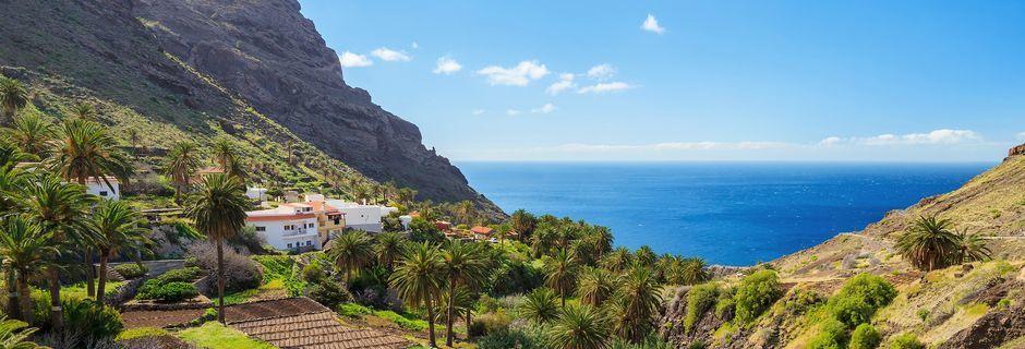La Gomera - den gröna ön.