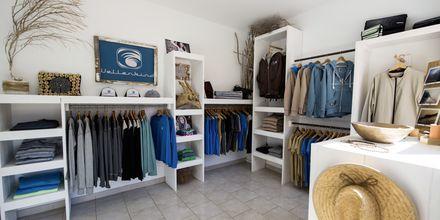 Sportshop på hotell La Pared – powered by Playitas, Fuerteventura.