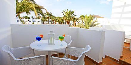 Deluxerum på hotell LABRANDA Corralejo Village på Fuerteventura, Kanarieöarna.
