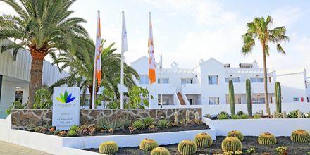 Hotell LABRANDA Corralejo Village på Fuerteventura, Kanarieöarna.