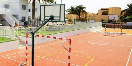 Basket på hotell LABRANDA Corralejo Village på Fuerteventura, Kanarieöarna.