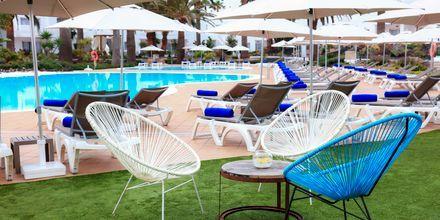 Restaurang på hotell LABRANDA Corralejo Village på Fuerteventura, Kanarieöarna.