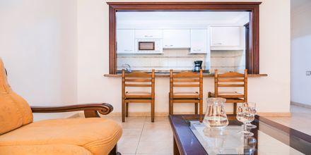 Tvårumslägenhet på hotell LABRANDA Los Cocoteros i Puerto del Carmen, Lanzarote.