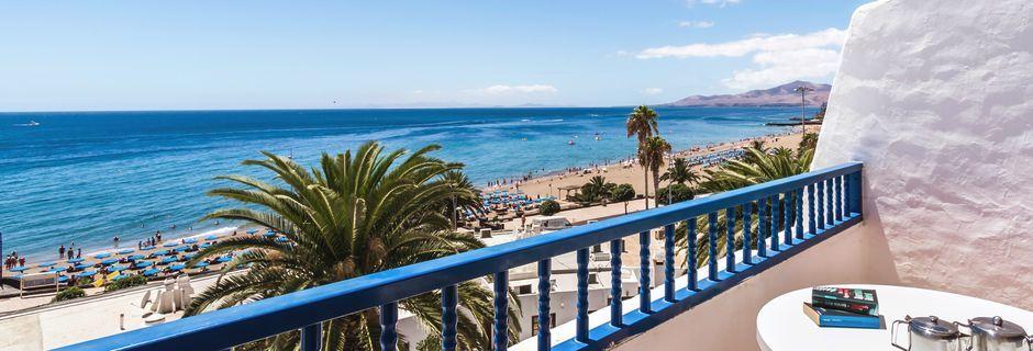 Hotell LABRANDA Los Cocoteros i Puerto del Carmen, Lanzarote.