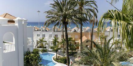 Hotell Lagos de Fañabé i Fañabé, utanför Playa de las Americas på Teneriffa.