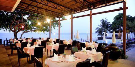 Restaurang på Lamai Wanta Beach Resort på Koh Samui, Thailand.