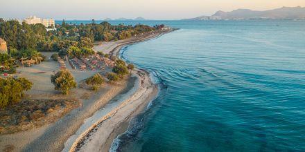 Utsikt över Lambi på Kos, Grekland.