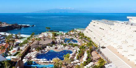 Pool på hotell Landmar Playa la Arena på Teneriffa.