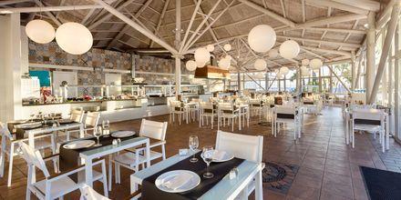 Restaurang på hotell Landmar Playa de la Arena på Teneriffa, Kanarieöarna.
