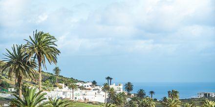 Lanzarote bjuder på sköna utsikter över Atlanten.